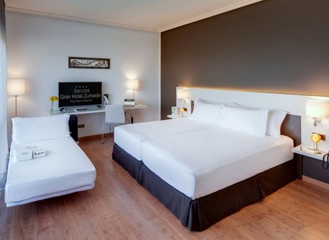 Our 4-star hotel, a reference in Extremadura.